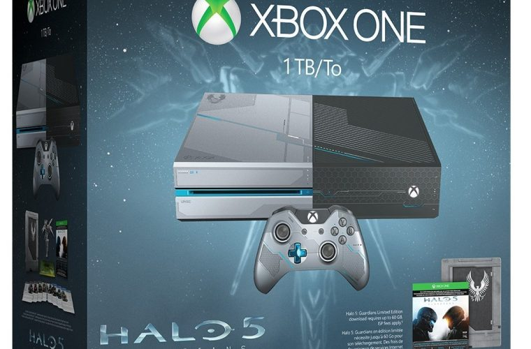 Deal: Save $100 on the Xbox One 1TB Limited Edition Halo 5: Guardians Bundle 5