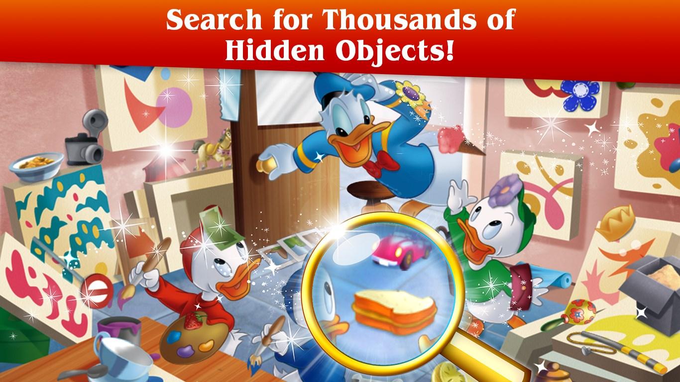 Disney Find n Seek