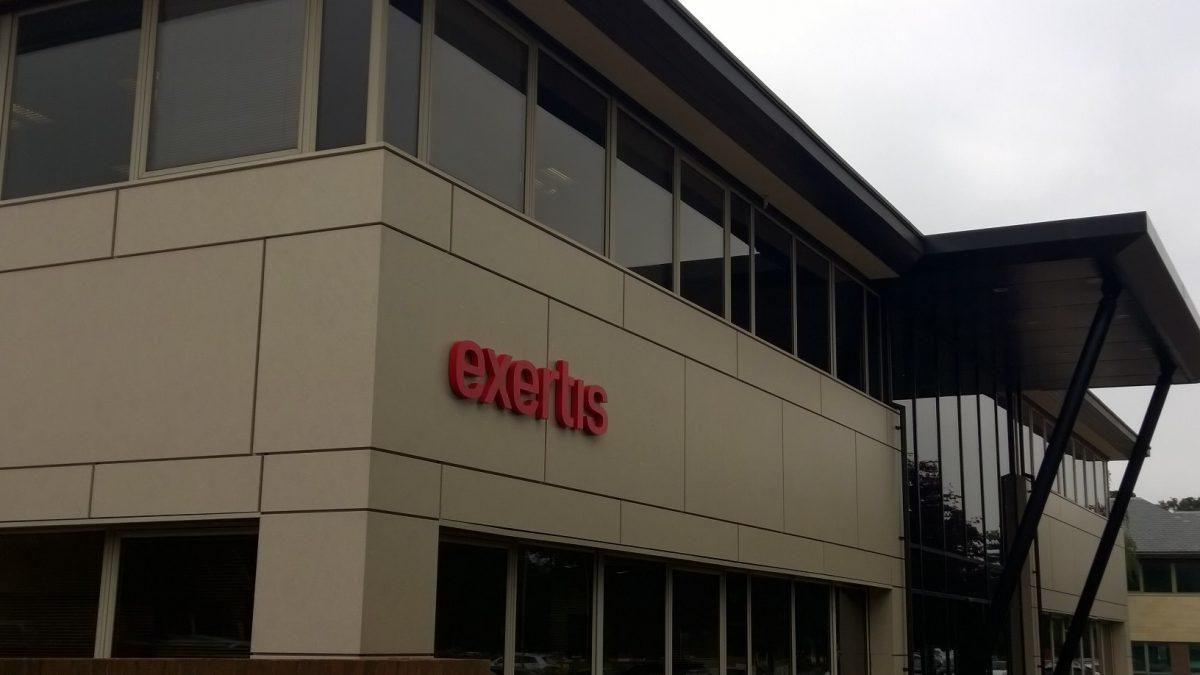 Exertis-signage
