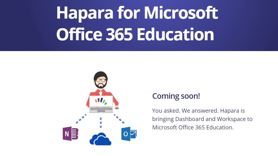 Hapara Office 365