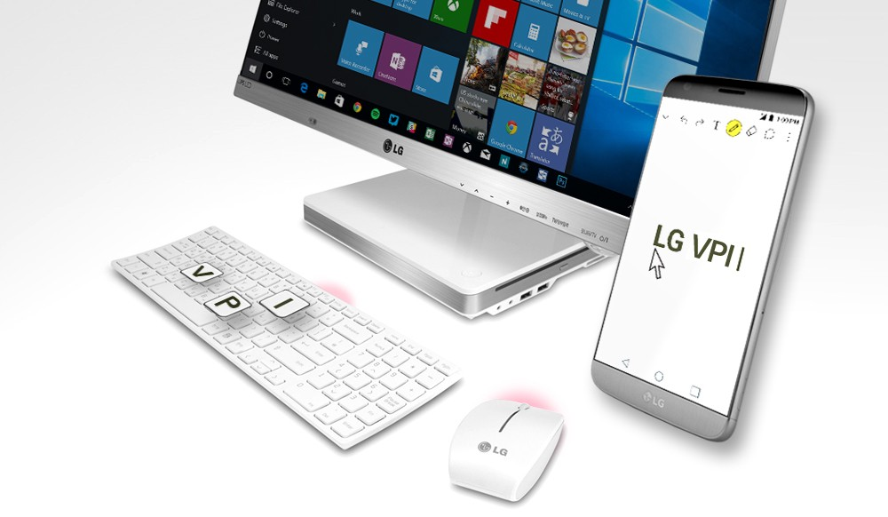 LG VPInput Windows PC