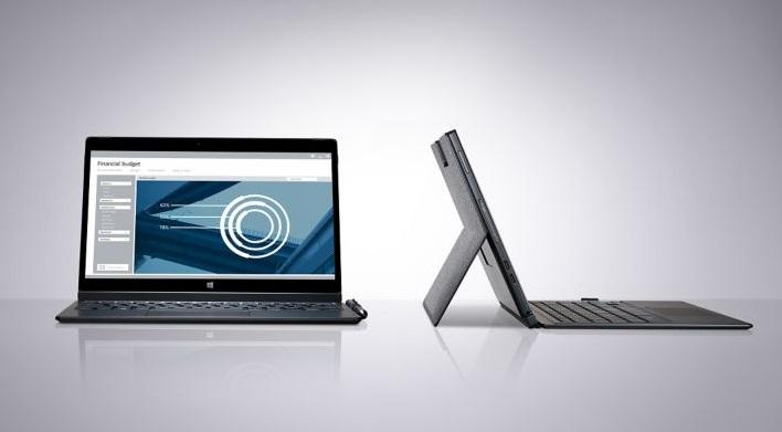 Latitude 12 7000 Series 2-in-1 Laptop