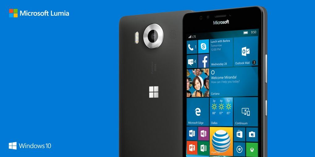 Microsoft Lumia AT&T