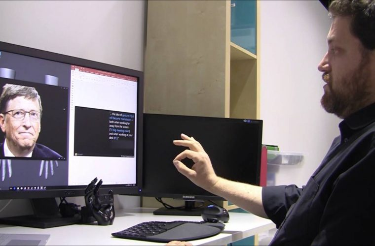 Microsoft Research shows off how gesture recognition can be used in everyday apps 7