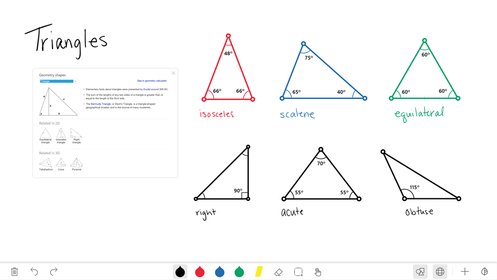 microsoft u0026 39 s whiteboard app for teachers and students show up in the windows store