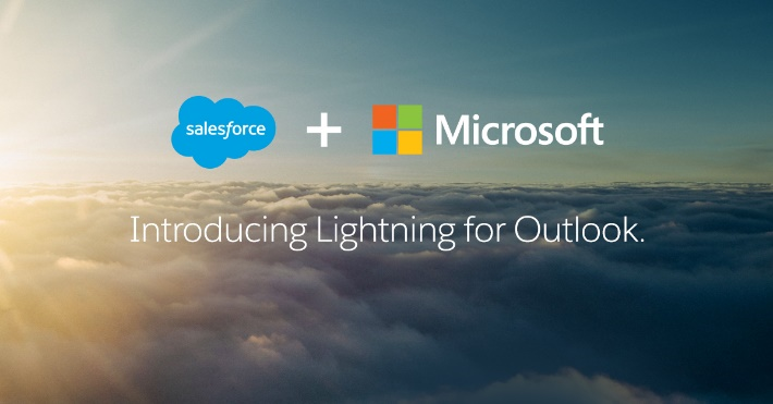 Outlook-Salesforce-Lightning