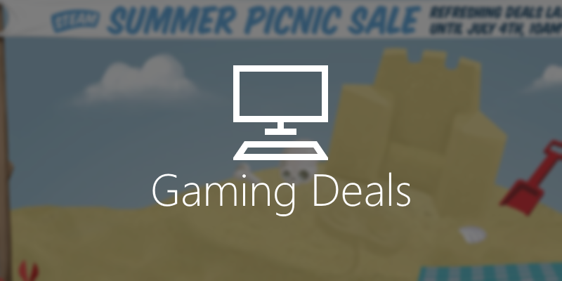 PC Gaming Deals Steam Summer Sale