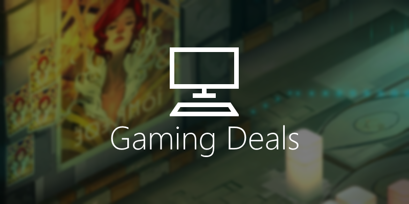 PC Gaming Deals jun17