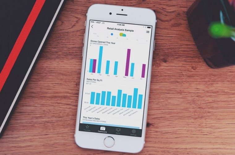 Power BI iOS app updated with 3D touch support, Q&A improvements and more 4
