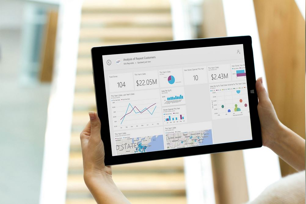 Microsoft releases Power BI Content Pack for Azure Active Directory 1