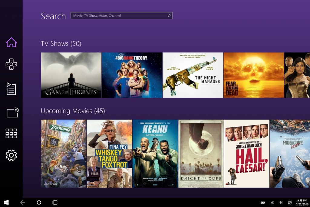Roku releases its official app for Windows 10 - MSPoweruser