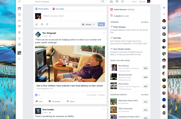 Facebook Beta for Windows 10 gets a new update 3