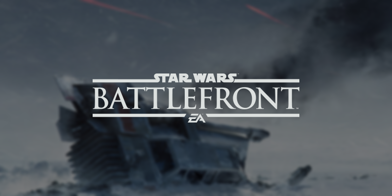 Star Wars Battlefront featured image