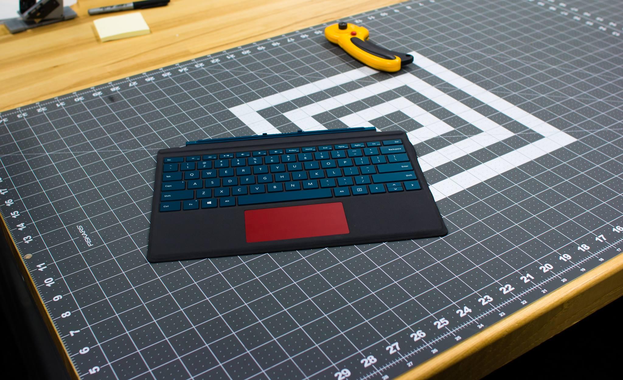 Surface Lab Panos Panay