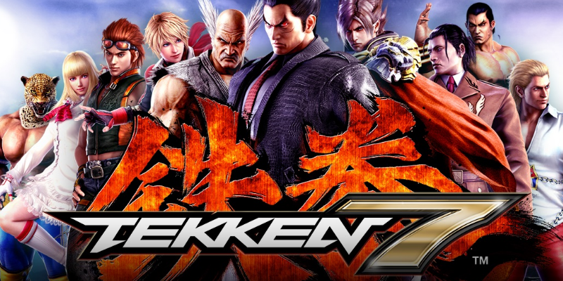 Tekken 7 featured image