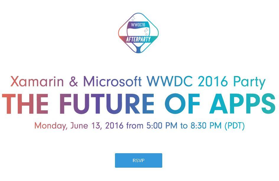 WWDC Microsoft