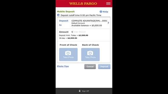 wells fargo app for windows 10 pc