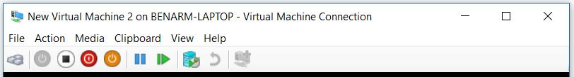 Windows 10 Hyper-V