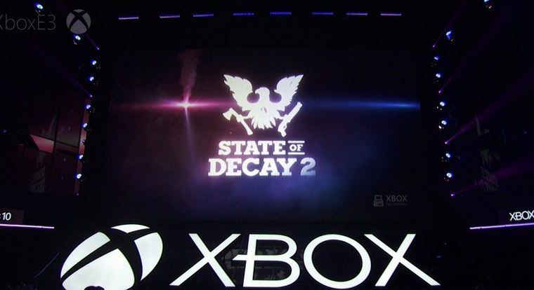 Check Out The State of Decay 2 Announce Trailer 8