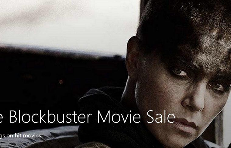 blockbuster movie week