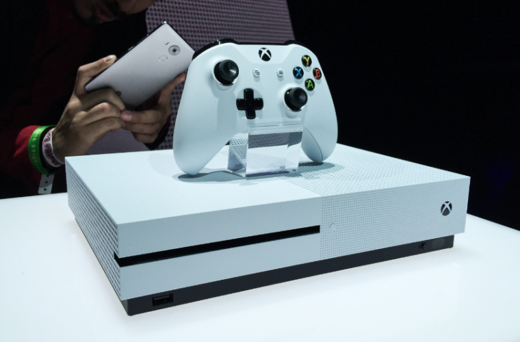 Xbox One S will be able to run games better than the Xbox One 9