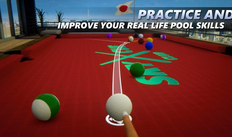Developer Submission: Cue Billiard Club is on sale and updated in the Windows Store 5