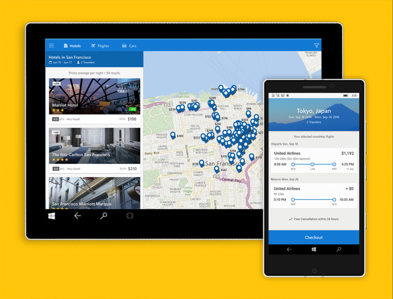 expedia-windowsapp app