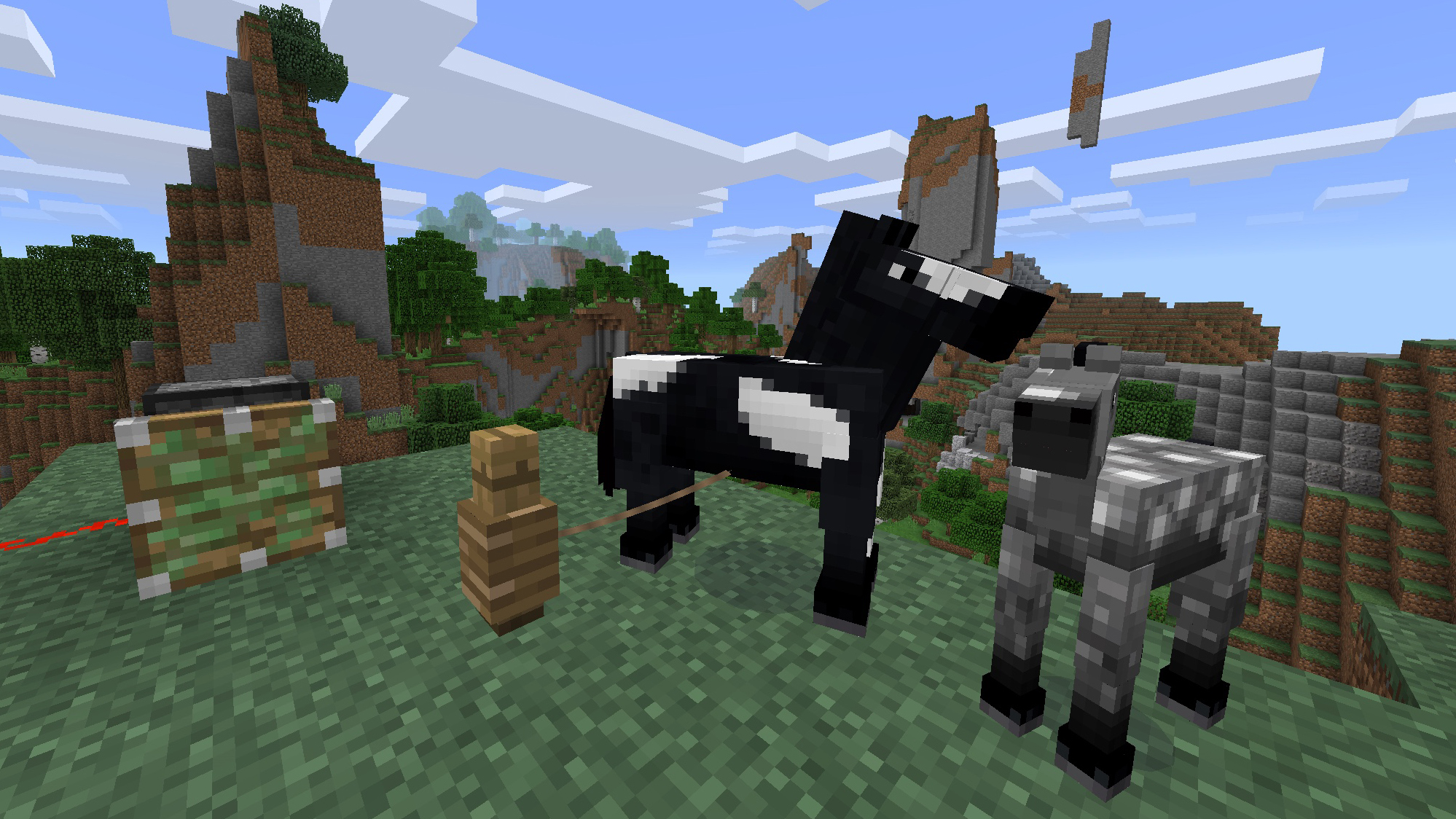 Minecraft: Windows 10 and Pocket Edition to get Pistons ...