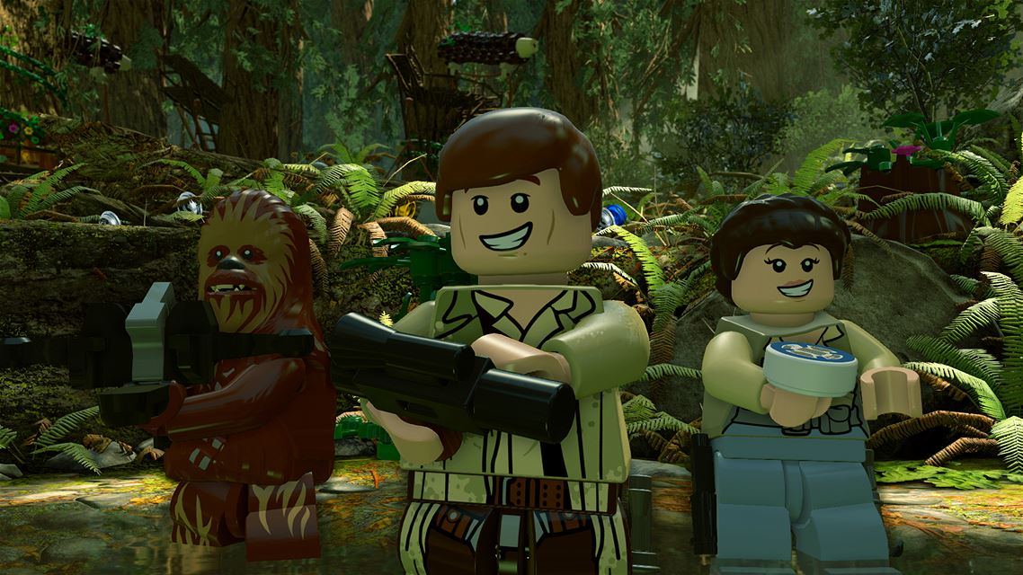 lego star wars xbox one