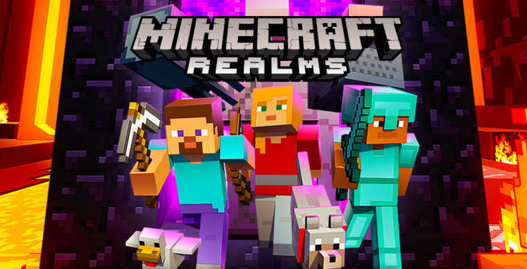 Microsoft announces the launch of Minecraft Realms service for Pocket Edition 12