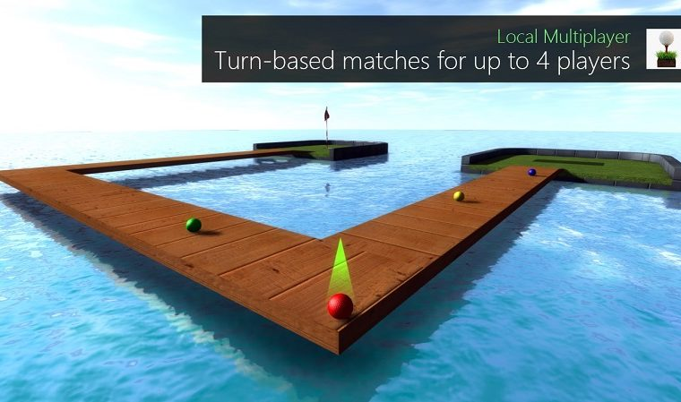 Developer Submission: Mini Golf Club is on sale and updated in the Windows Store 4