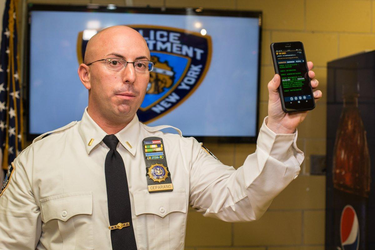 Nypd Credits Windows Phones With Improved Crime Fighting