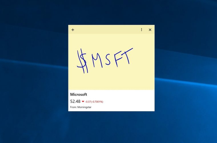 Microsoft brings Sticky Notes to Outlook for the web 1