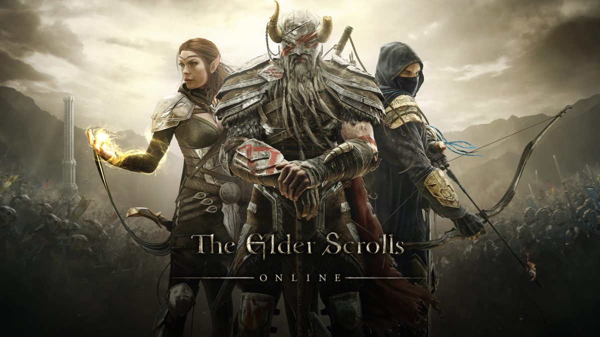 You can try out Elder Scrolls: Online Plus membership for