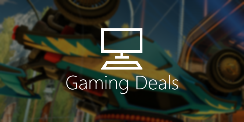 weekend pc gaming deals