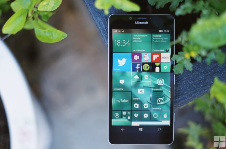 Full list of new features in the Windows 10 Mobile Anniversary Update 9