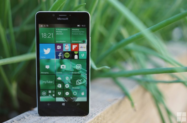 Windows 10 Mobile will get the new Night Light feature and Continuum improvements 'at the right time' 11