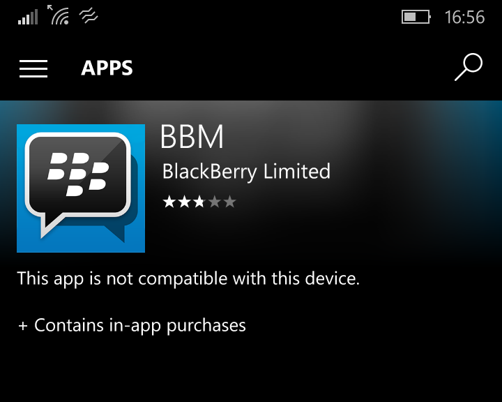 Remember bbm its windows phone app is no longer available bbm reheart Choice Image