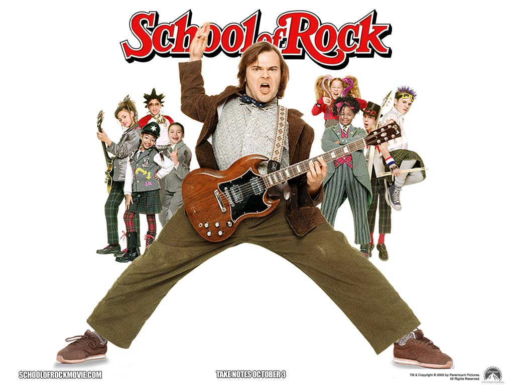School of Rock' free to rent through Microsoft Movies & TV app ...