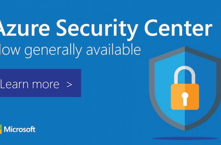 Azure Security Center extends support for Windows Server 2016 10