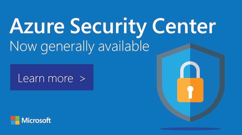 Microsoft Announces General Availability Of Azure Security