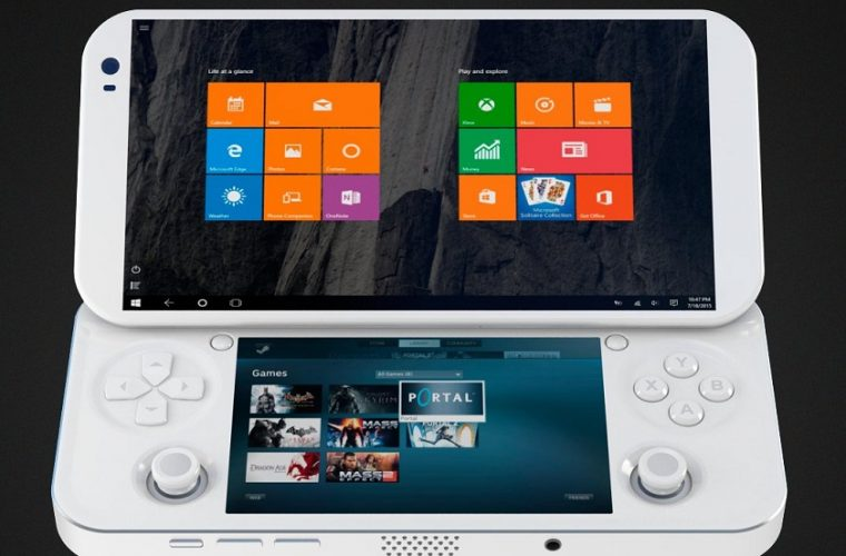 PGS Lab's portable console promises to put PC gaming in your pocket 6