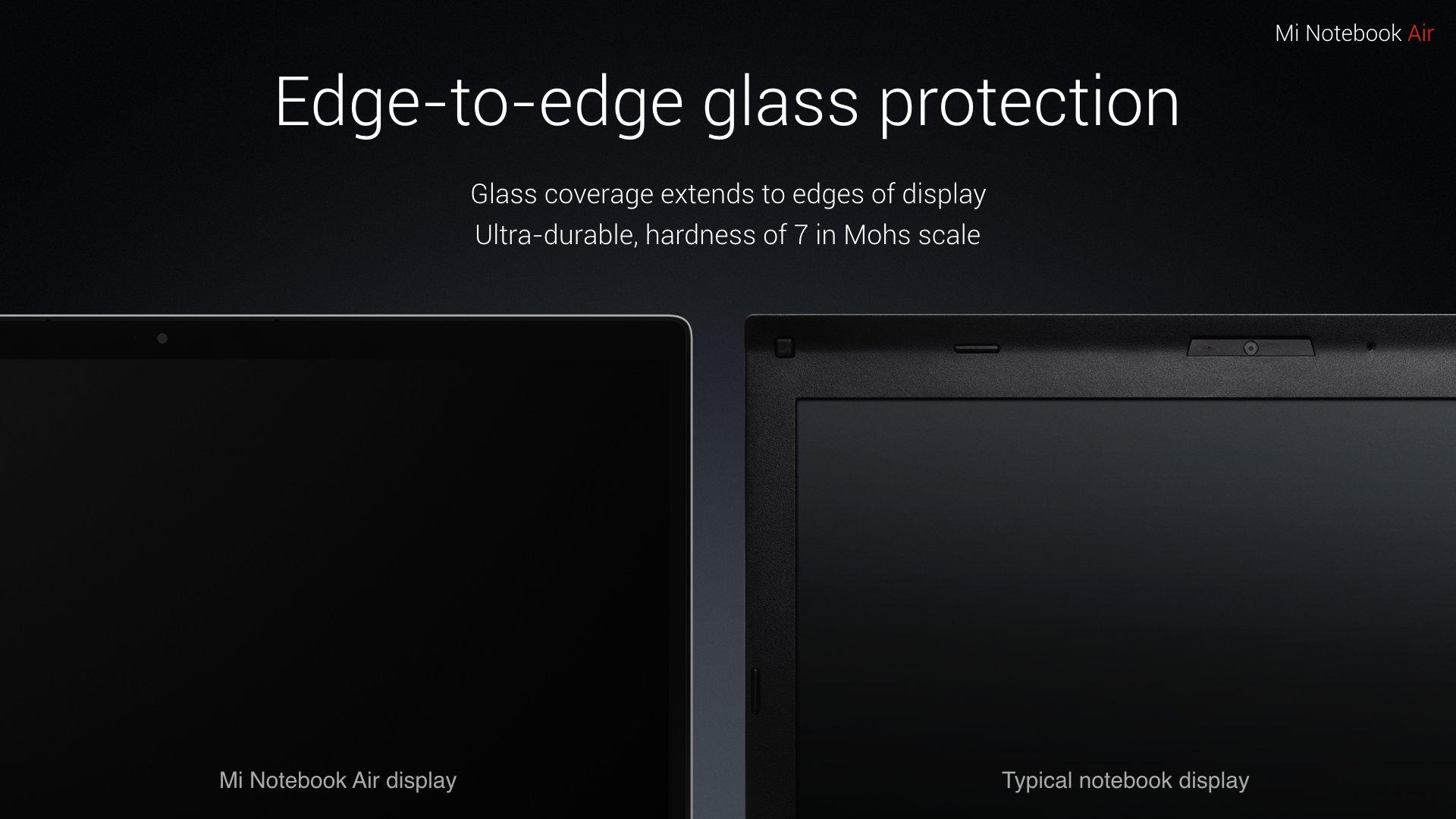 Xiaomi unveils the Mi Notebook Air, its Macbook Air killer 4
