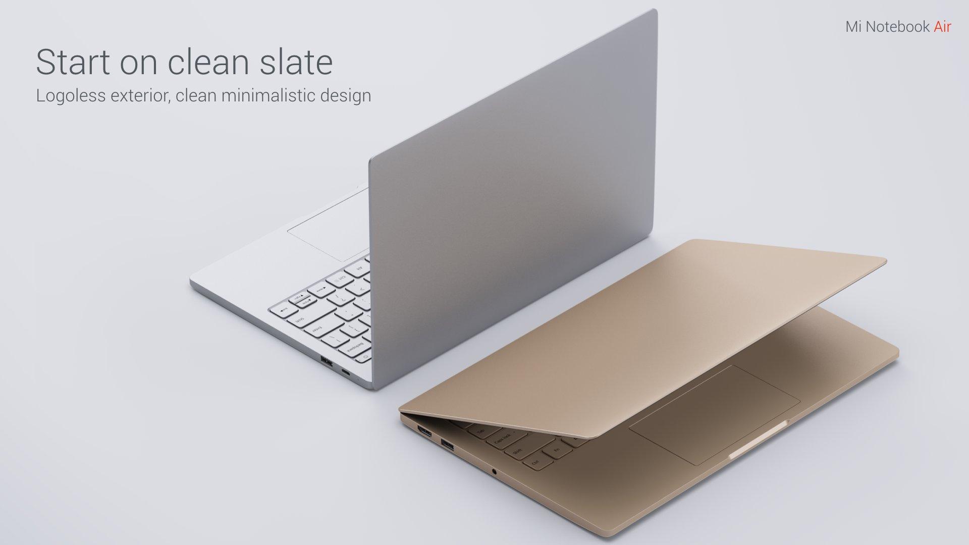 Xiaomi unveils the Mi Notebook Air, its Macbook Air killer 7