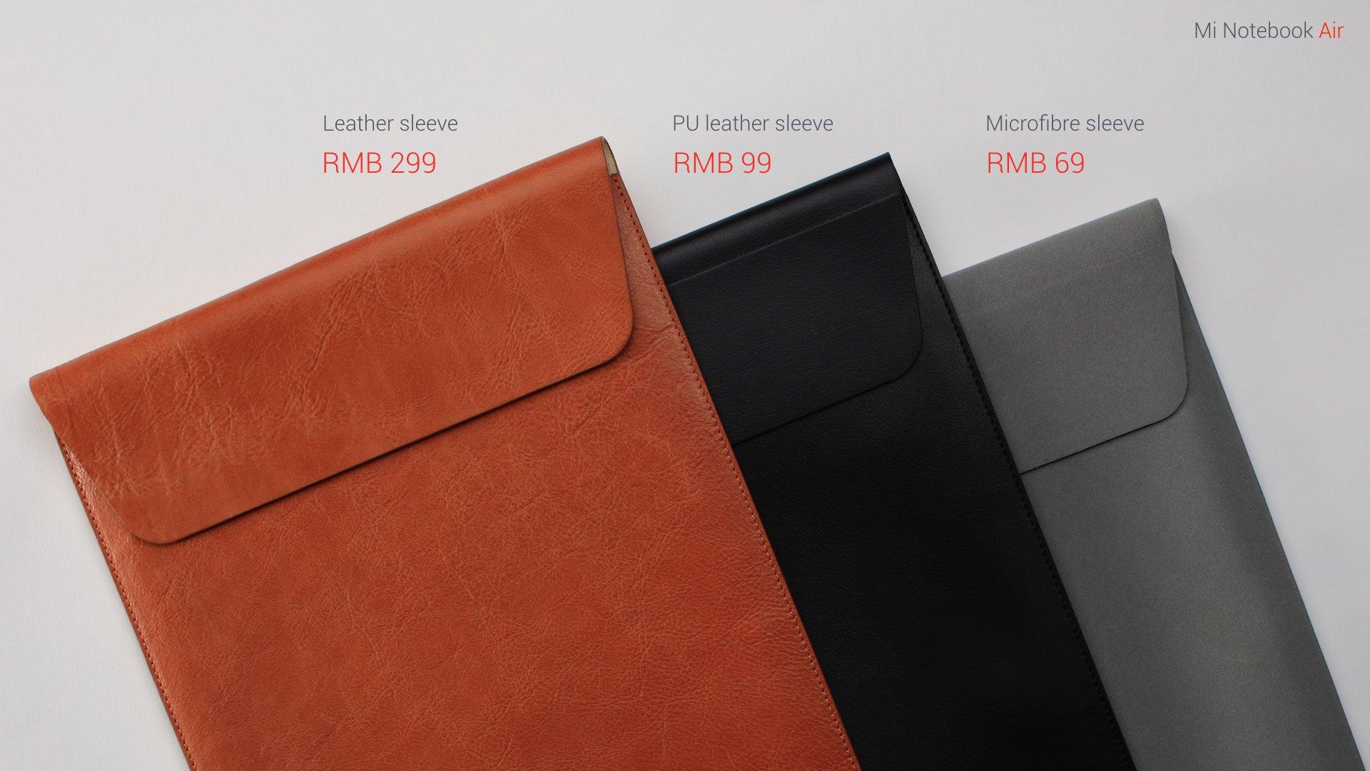 Xiaomi unveils the Mi Notebook Air, its Macbook Air killer 9