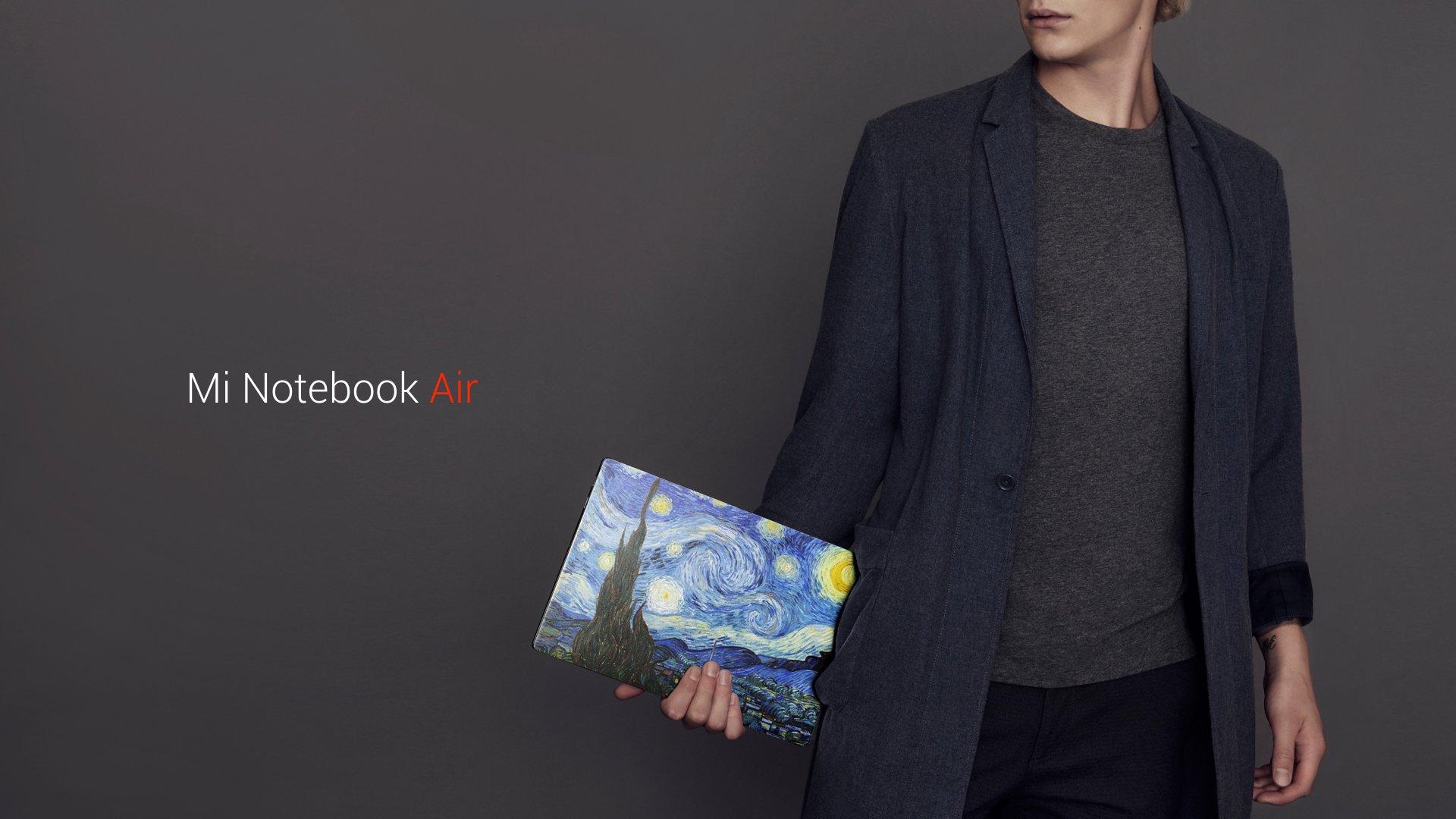 Xiaomi unveils the Mi Notebook Air, its Macbook Air killer 8