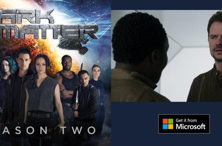 Dark Matter Season 2 is now available on Microsoft Store 1