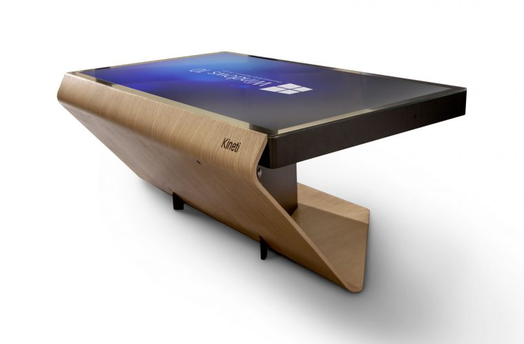 Here's the 5000 Euro Windows 10 coffee table you have been waiting for 1