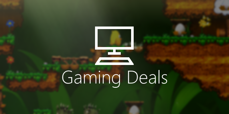 MSPU PC gaming deals July08