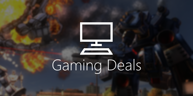 MSPU pc gaming deals Jul22